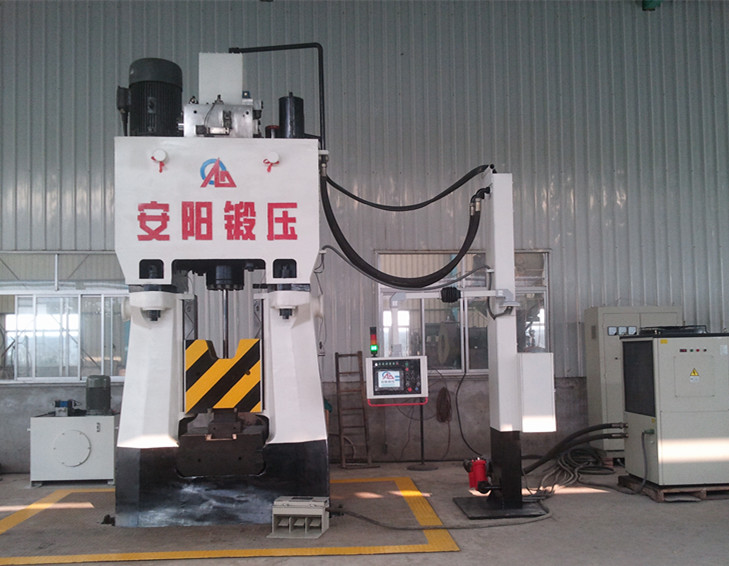 Close Die Forging Machine