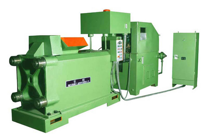 Metal Scrap Recycling Machine