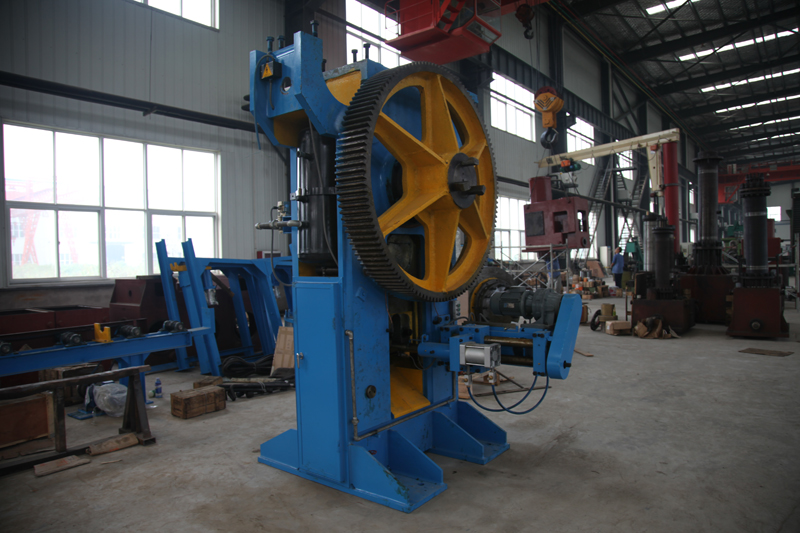 Billet cutting machine