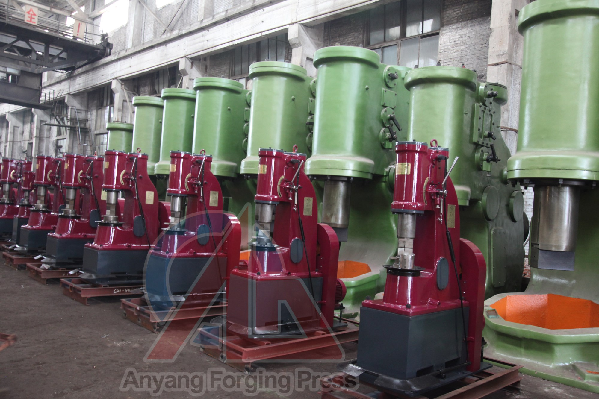 anyang power hammer