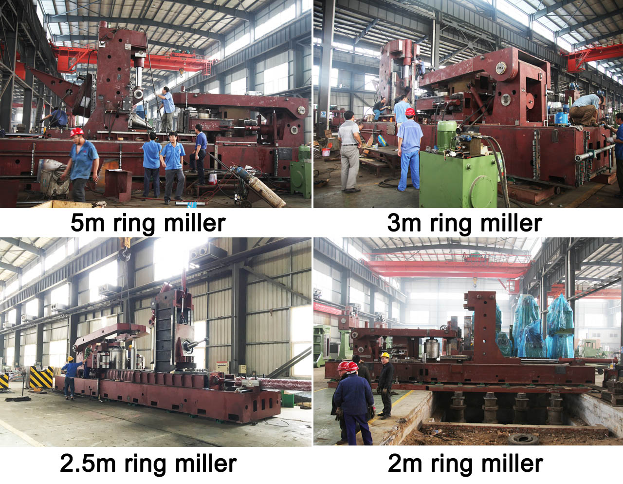 ring miller production