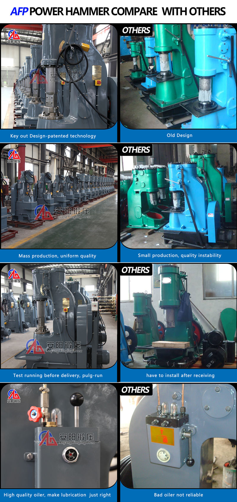 power hammer supplier
