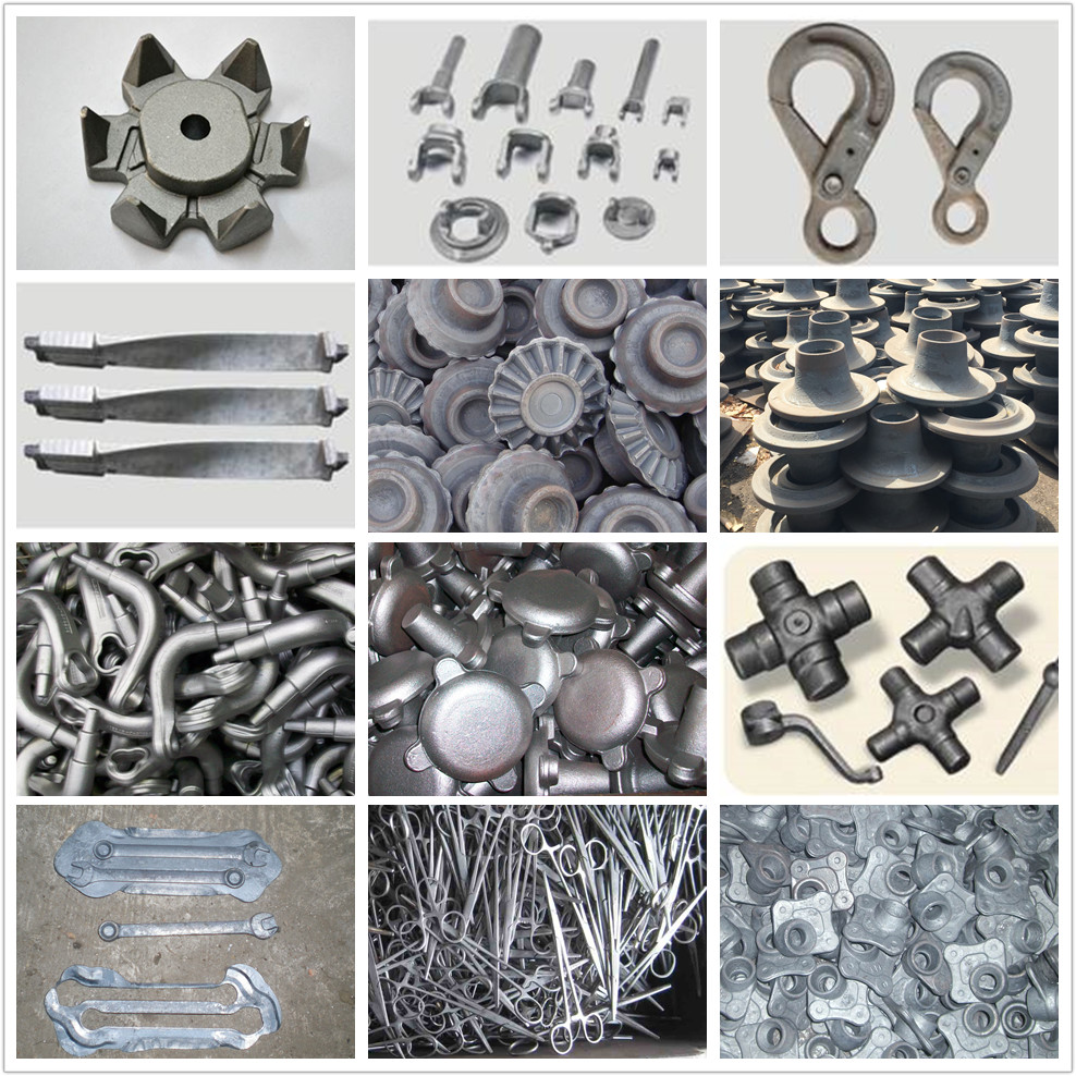 impression die forgings